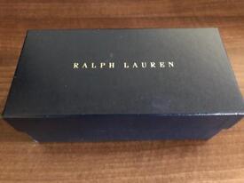 Ralph Lauren Classic Square Sunglasses - New