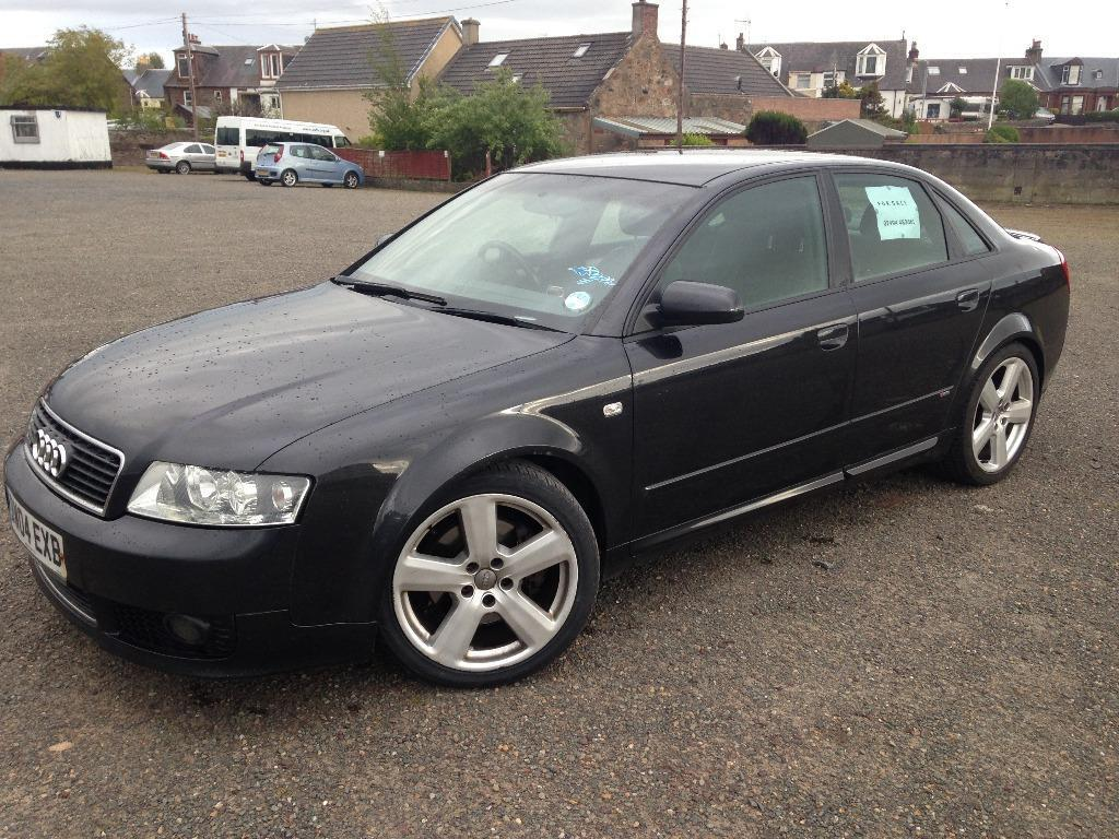audi a4 quattro sport s line in ayr south ayrshire gumtree. Black Bedroom Furniture Sets. Home Design Ideas