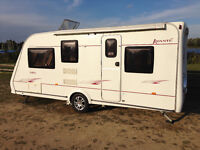 Elddis Avante 505, 2005 5-berth with motor mover. Great condition, from pet-free non-smoking owners