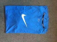 Nike dri- fit top