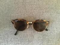 Ray.Ban sunglasses nice edging along the top almost new