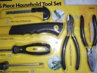ROLSON QUALITY TOOL SET NEW STILL IN SEALED PACKAGE - 6 PIECES