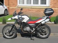 Immaculate BMW G650GS