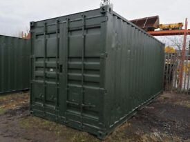 20' X 8' Container, very secure