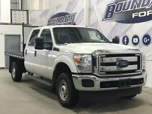 2015 Ford Super Duty F-350 SRW CrewCab XLT 6.2L