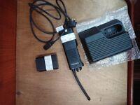 Motorola VHF/ two way radio MX1000 (rare)