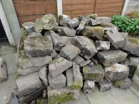 Natural stone assorted sizes