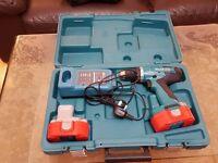 MAKITA 6391DWPE Cordless Drill Driver 18v 6391D CHARGER + 2 BATTERIES