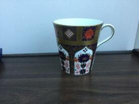 Royal crown derby china 1128 old Imari mug vgc
