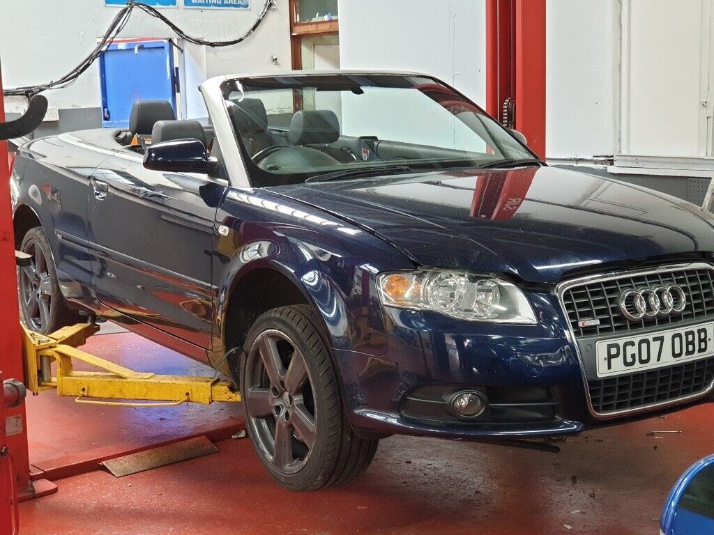 Audi A4 B7 Convertible Cabriolet 2 0 Tfsi Turbo Breaking Engine Gearbox Roof Motor Hood Ccm Light In Leeds City Centre West Yorkshire Gumtree