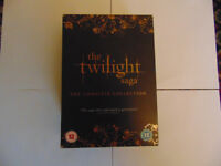 twilight box set saga