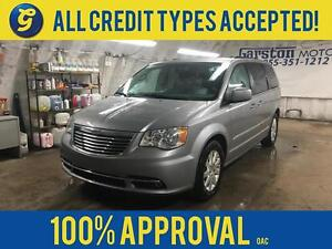 2016 Chrysler Town and Country STOW N GO*DUAL DVD*BACK UP CAMERA
