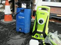2x jetwashers spares or repairs