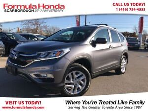 2015 Honda CR-V $100 PETROCAN CARD YEAR END SPECIAL!