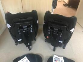 2 x Recaro Young Expert Plus Car Seats - excellent condition