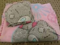 Toddler bed duvet set