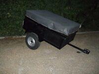 Trailer 4x3 camping , tip ,box , car
