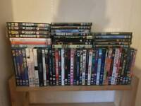 Over 55 Various DVD Collection