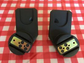 Quinny Zapp Pushchair Adapters for Maxi Cosi Car Seat