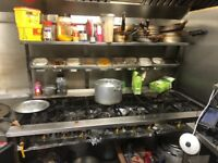 Indian oven (Tandoor) and cooking range for sale