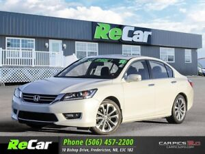 2015 Honda Accord Sport REDUCED | 6-SPEED | HEATED SEATS | SU...