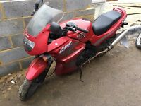 Kawasaki EX500 D5
