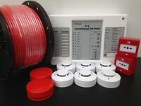Fire Alarm System - Installation, Design, Commission, Service & Maintenance