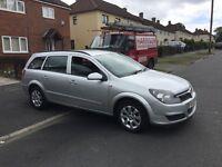 Vauxhall Astra Estate 12 Months MOT