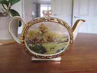 Like (0) Settings Sadler Barrel shaped Teapot Very Good style