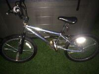 Bmx/zinc bike for sale