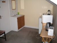 large sunny room in Victorian family home, close to city, station, hospital and universities