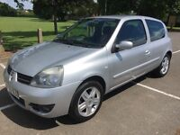 Renault Clio 1.2 Campus Sport 40,000 Miles Serviced @ TOOMEY Dealership