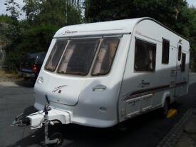 Elddis Firestorm Five Berth Touring Caravan