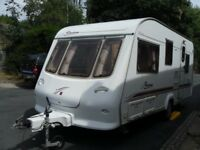 Elddis Firestorm Five Berth Touring Caravan