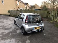 Smart Forfour Brabus 1.5 Petrol Turbo px supermoto/enduro motox