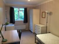 Single room for one person in Holland Park W11