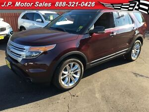 2011 Ford Explorer XLT, Automatic, Leather, Heated Seats, AWD