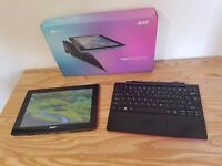 """Acer Aspire Switch, Convertible Laptop/Tablet, Atom Quad Core, 2GB, 32GB SSD, 10.1"""" IPS, Windows 10"""