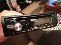 Jvc kd-r461 car stereo CD USB aux in CD mp3