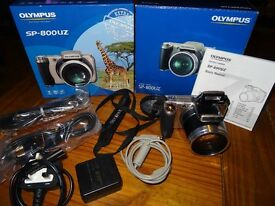 Excellent Olympus Camera and accessories