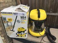 Karcher MV 4 Premium Wet/Dry Multi Purpose Vacuum Cleaner