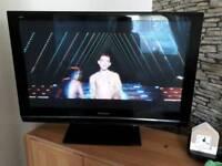 Panasonic television 42inch