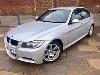 2007 BMW 3 SERIES M SPORT DIESEL ++ ALLOYS ++ SPORTS SEATS ++ CD ++ SEPTEMBER MOT.
