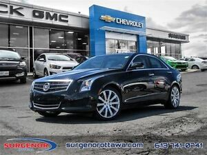 2013 Cadillac ATS LTG AWD - $152.14 B/W