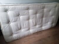 Orthopaedic firm single mattress by Happy Beds
