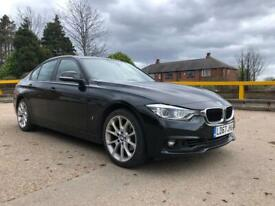 image for 67 PLATE BMW 330e PLUG IN HYBRID AUTO WITH LEATHER FULL HISTORY