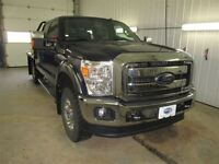 2012 Ford F-250 LARIAT 4x4 Crew Cab with Bale Deck