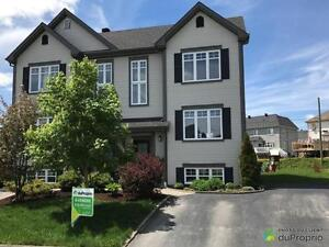 227 500$ - Jumelé à vendre à Sherbrooke (Rock Forest)