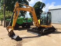Digger Excavator JCB 8080 / 8 Ton machine/ Tight /Tidy