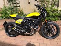 Ducati Scrambler Full Throttle 803cc